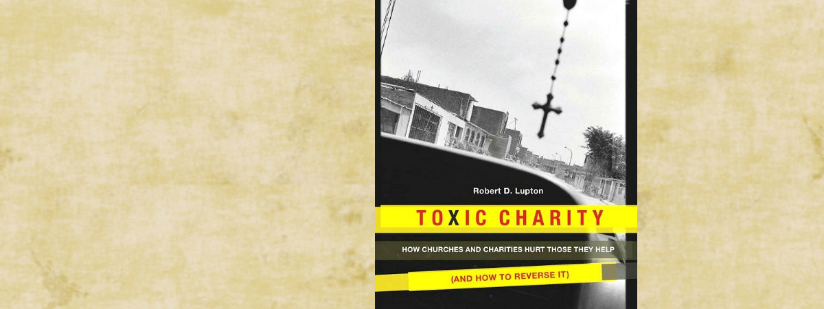 Toxic Charity Book Review