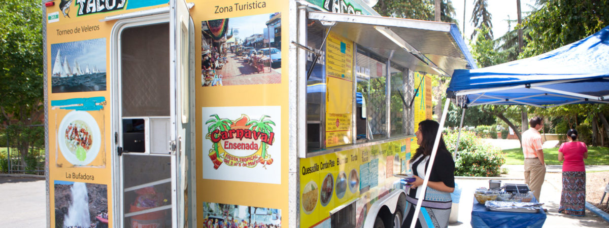 Maria's Truck: Micro-Finance by Church Leads to Big Tasty Transformation