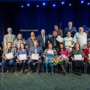 2016 Certificate in Pastoral and Ministrial Leadership Graduation