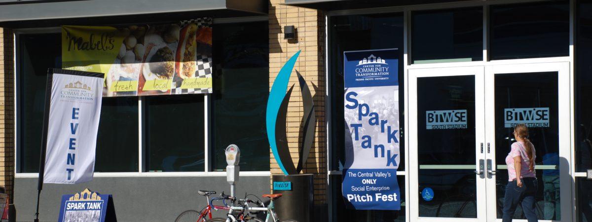 CCT Spark Tank Social Enterprises