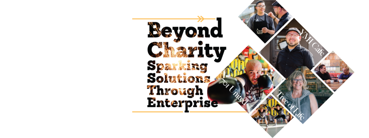 Beyond Charity: Sparking Solutions Through Enterprise