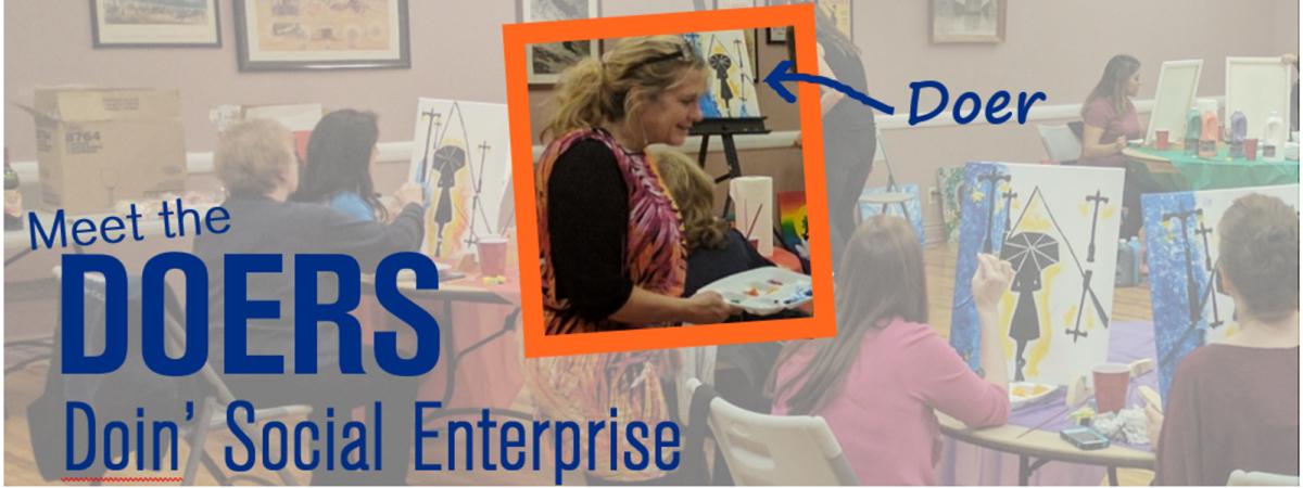 Come Meet the Doers: Doin' Social Enterprise